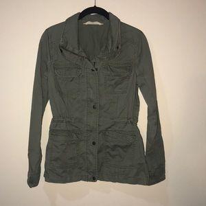 Hollister utility jacket